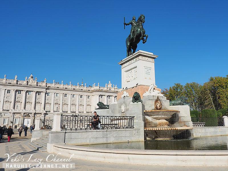 馬德里必去馬德里王宮2
