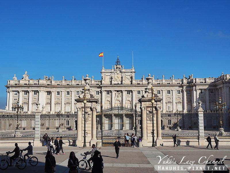 馬德里必去馬德里王宮11
