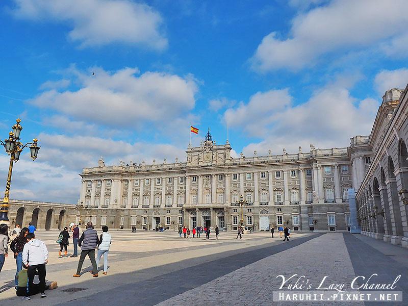馬德里必去馬德里王宮15