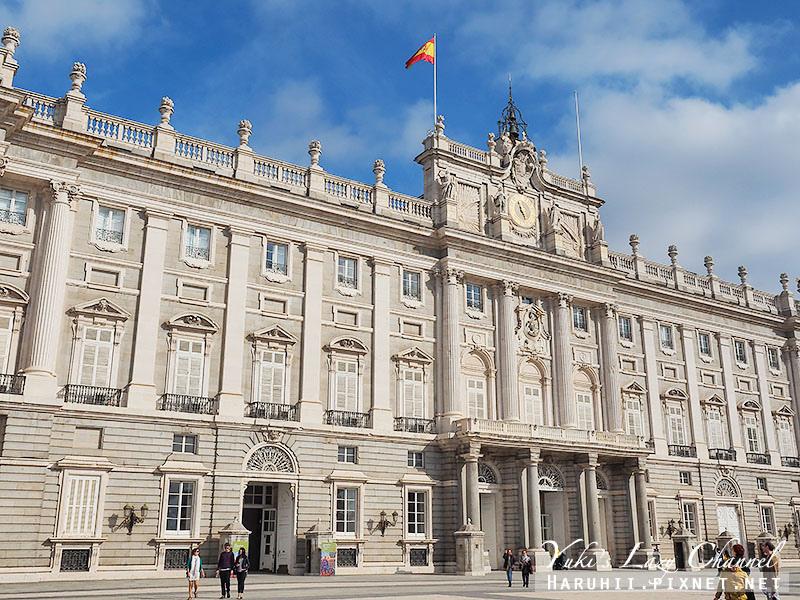 馬德里必去馬德里王宮16