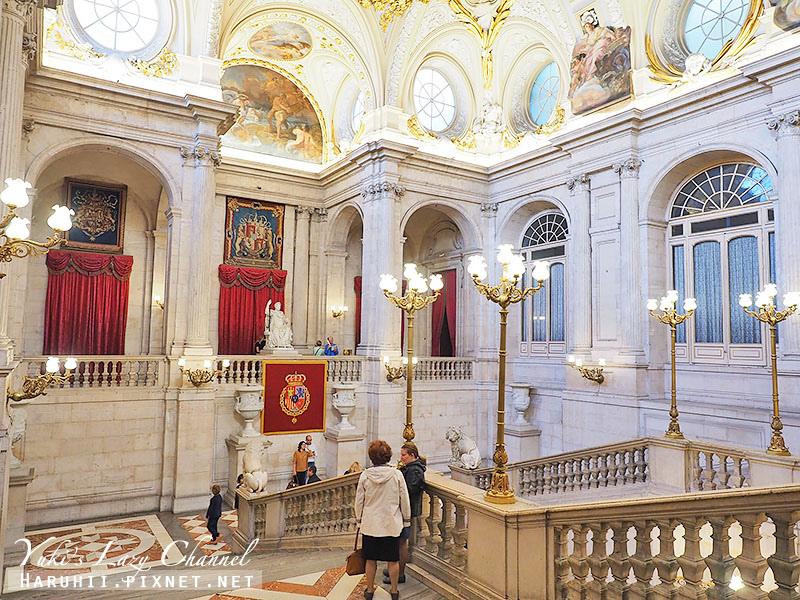 馬德里必去馬德里王宮21