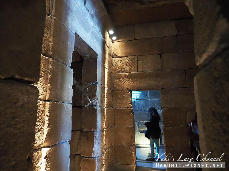 馬德里景點埃及德波神殿6