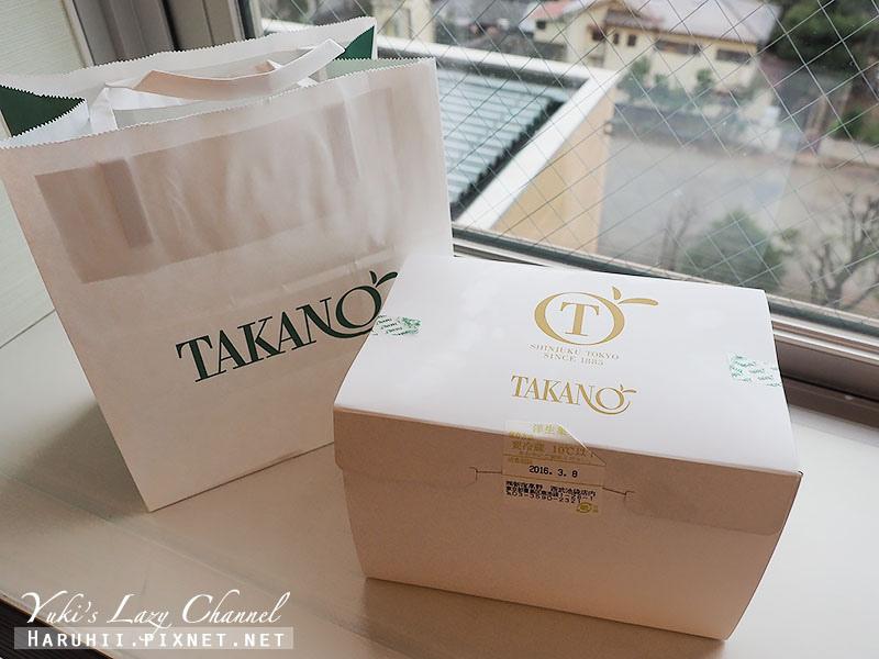 新宿Takano蛋糕12