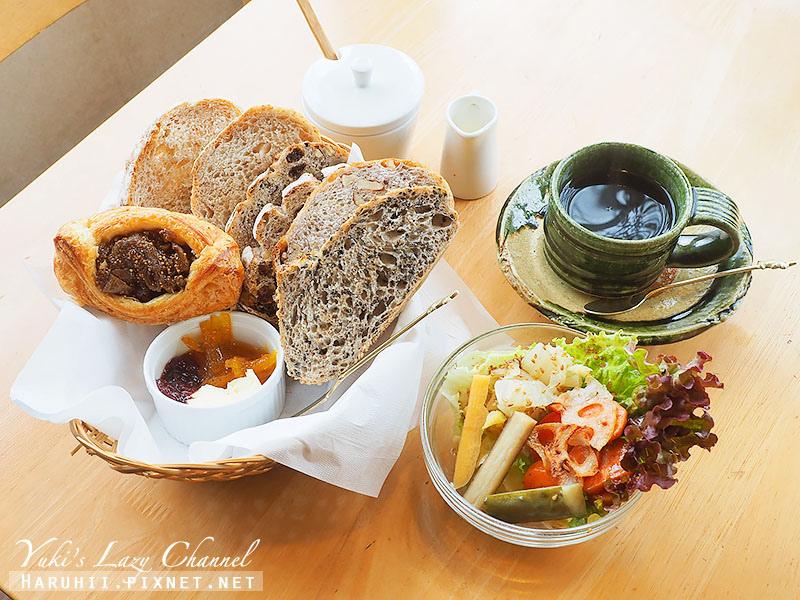 秩父美食lapin noir麵包店16