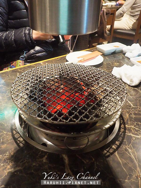 新宿燒肉推薦炭火燒肉一丁目5