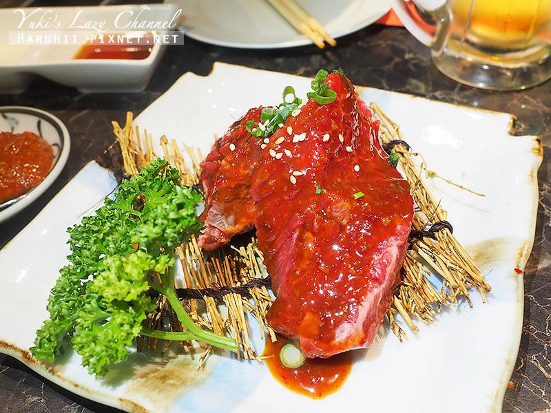 新宿燒肉推薦炭火燒肉一丁目13