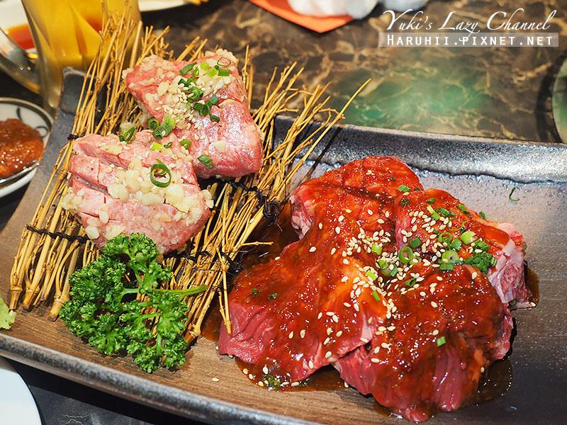新宿燒肉推薦炭火燒肉一丁目15
