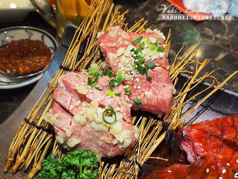 新宿燒肉推薦炭火燒肉一丁目16