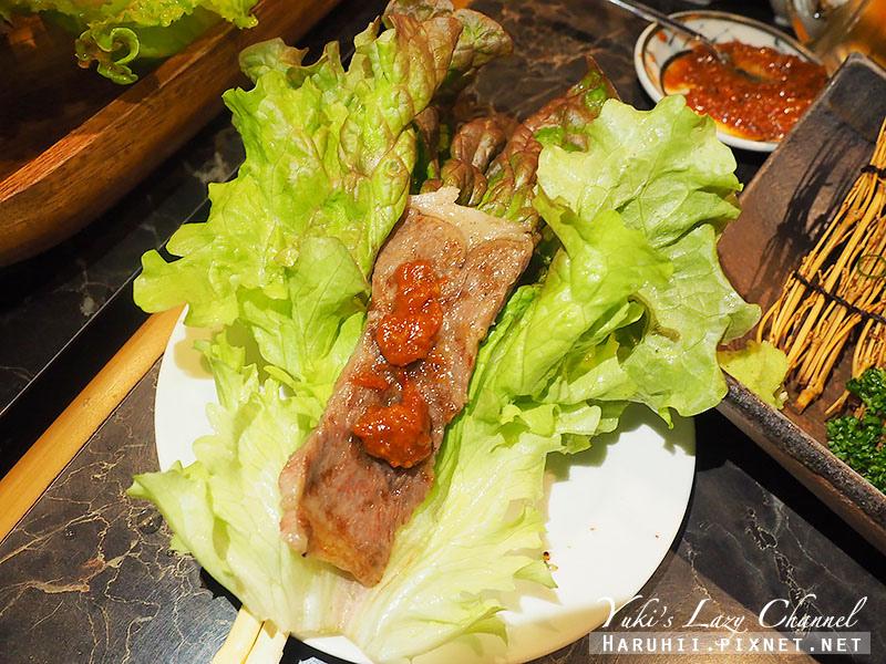 新宿燒肉推薦炭火燒肉一丁目18