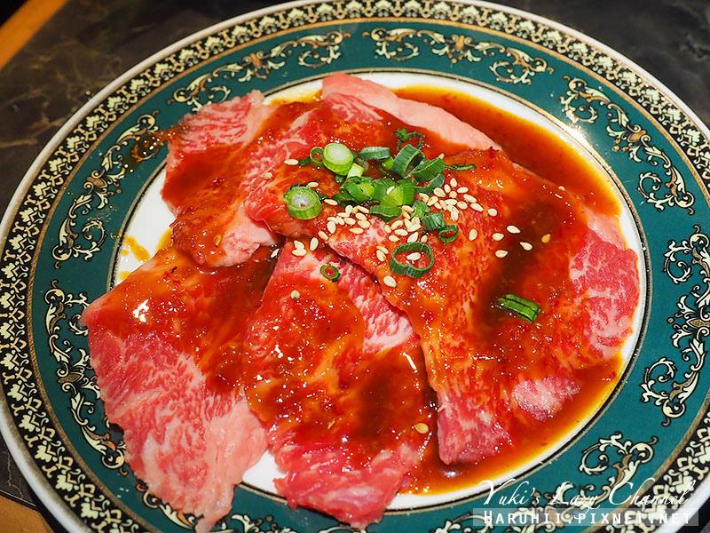 新宿燒肉推薦炭火燒肉一丁目20