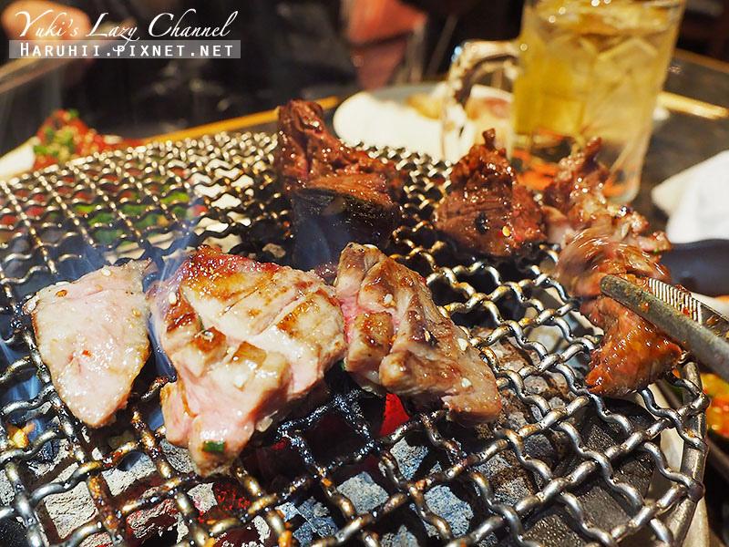 新宿燒肉推薦炭火燒肉一丁目21