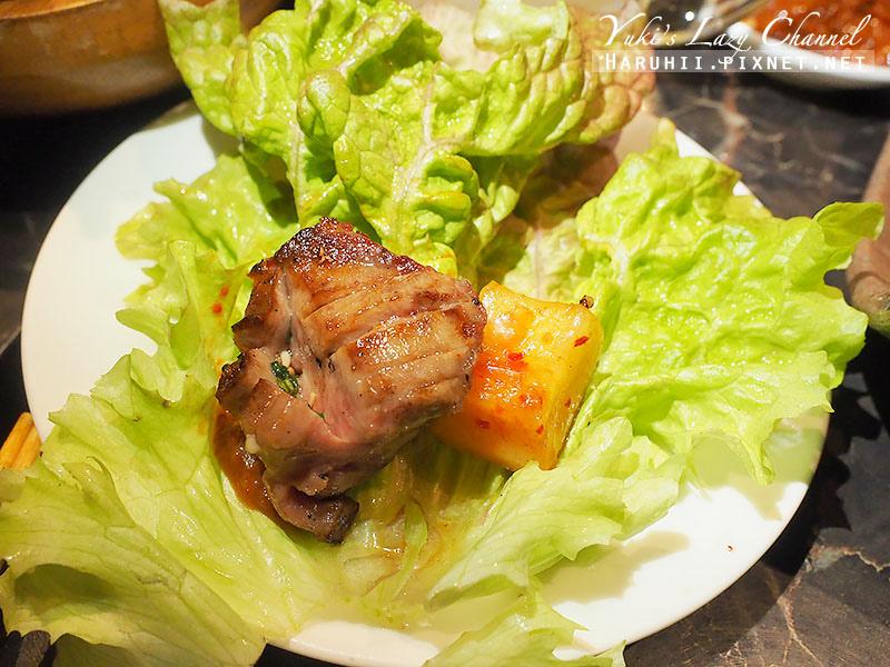 新宿燒肉推薦炭火燒肉一丁目22