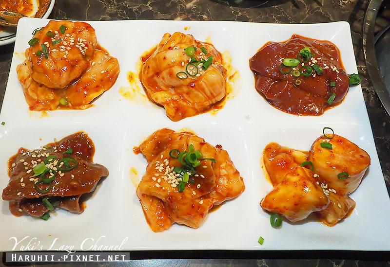 新宿燒肉推薦炭火燒肉一丁目27