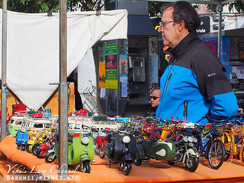 馬德里El Rastro跳蚤市場5