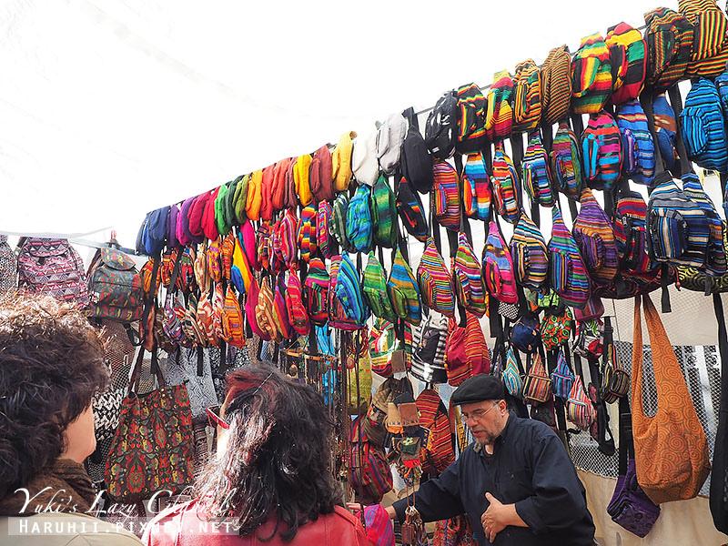 馬德里El Rastro跳蚤市場12
