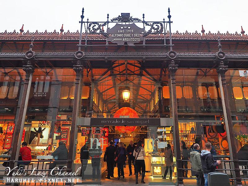 馬德里聖米格爾市場Mercado de San Miguel