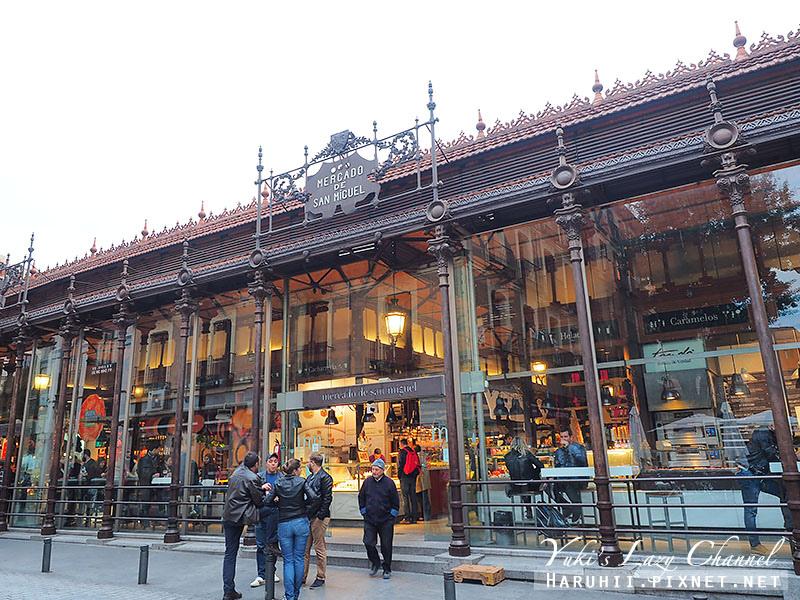 馬德里聖米格爾市場Mercado de San Miguel1