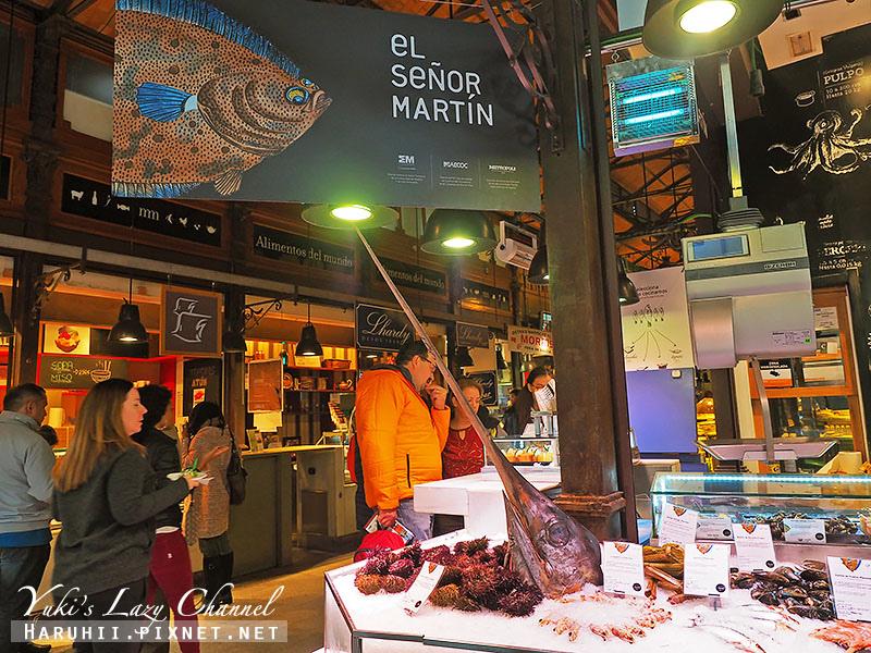 馬德里聖米格爾市場Mercado de San Miguel9