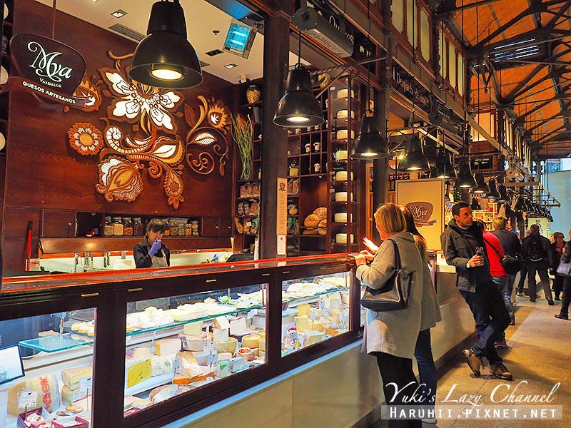 馬德里聖米格爾市場Mercado de San Miguel13