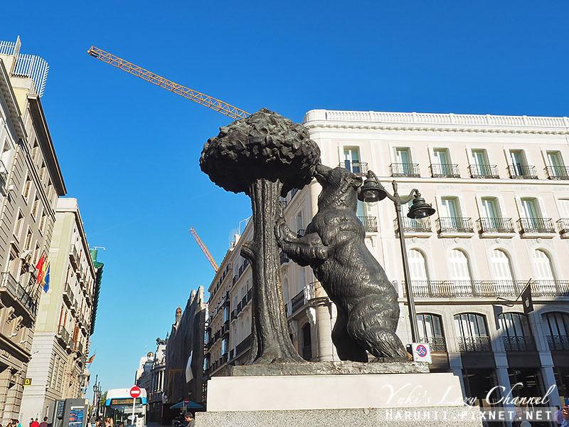馬德里太陽門廣場