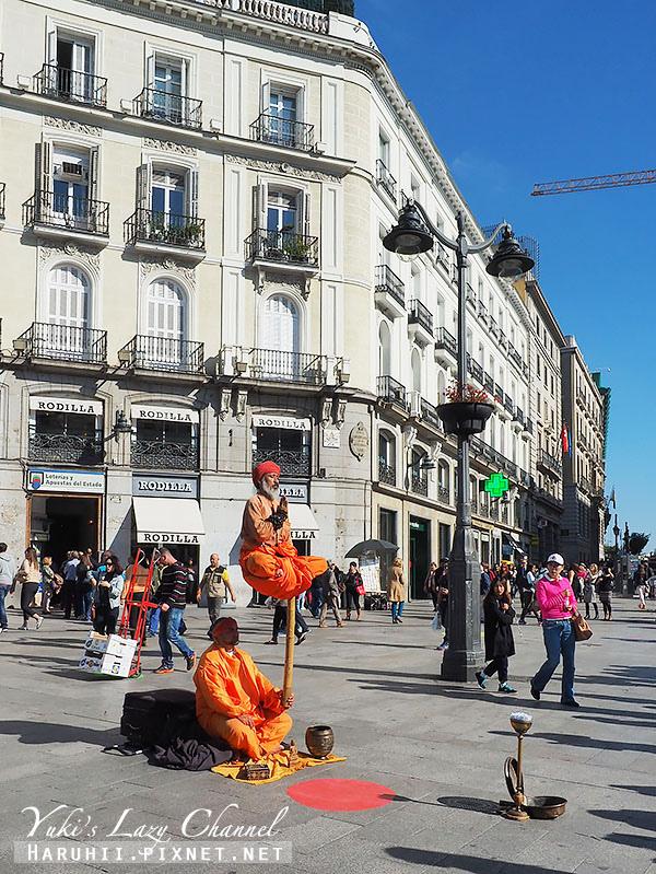 馬德里太陽門廣場11