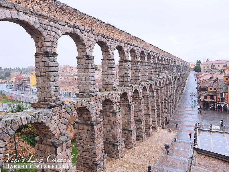 SEGOVIA羅馬水道橋