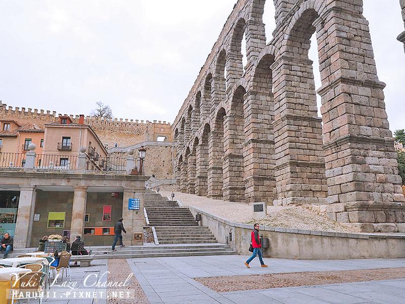 SEGOVIA羅馬水道橋6