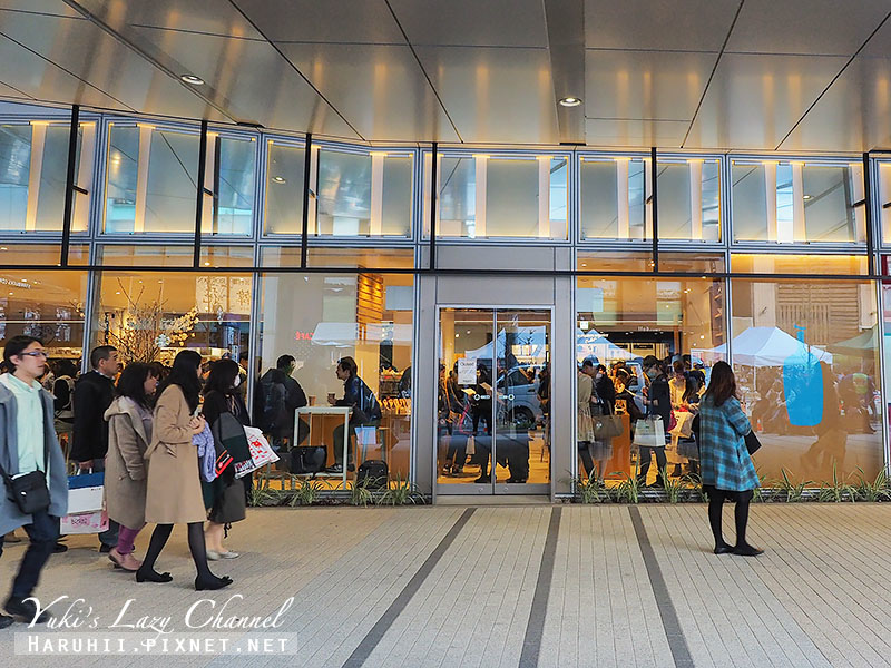 新宿NEWOMAN BLUE BOTTLE COFFEE