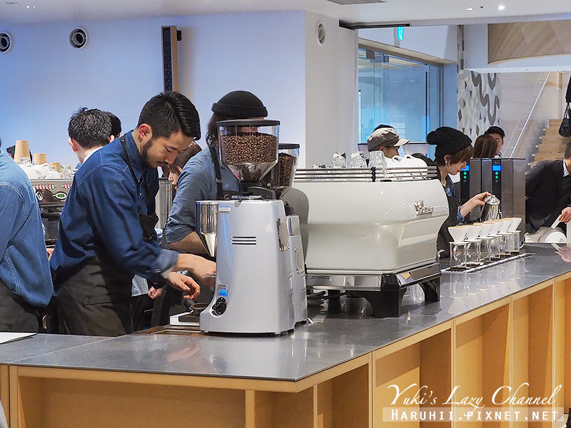新宿NEWOMAN BLUE BOTTLE COFFEE6