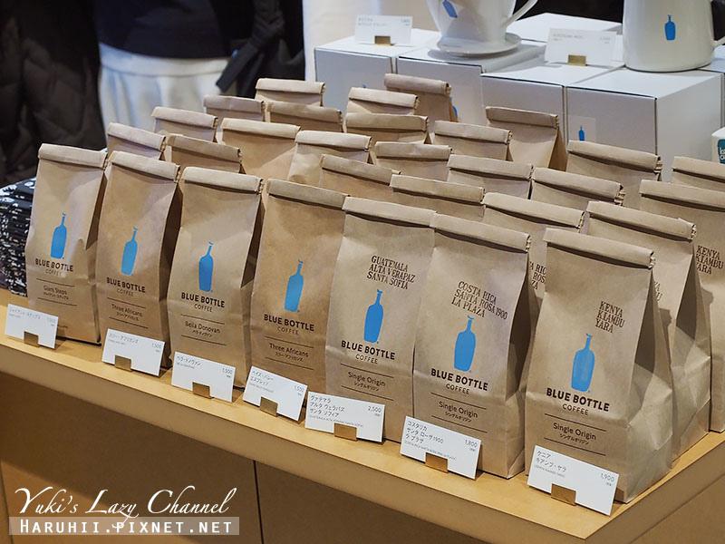 新宿NEWOMAN BLUE BOTTLE COFFEE7