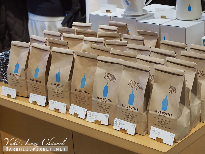 新宿NEWOMAN BLUE BOTTLE COFFEE7