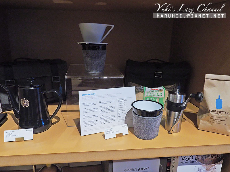 新宿NEWOMAN BLUE BOTTLE COFFEE10
