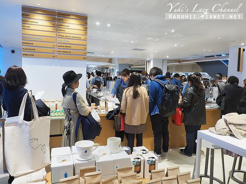 新宿NEWOMAN BLUE BOTTLE COFFEE11