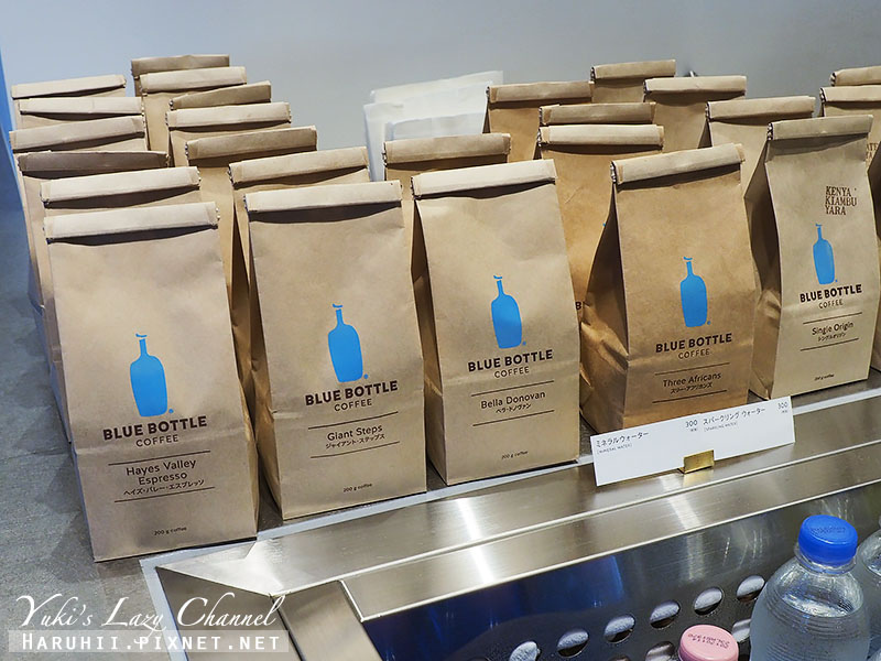 新宿NEWOMAN BLUE BOTTLE COFFEE12