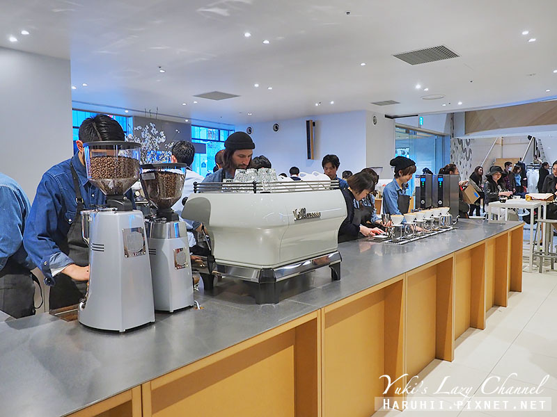 新宿NEWOMAN BLUE BOTTLE COFFEE14