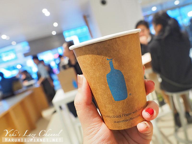新宿NEWOMAN BLUE BOTTLE COFFEE17