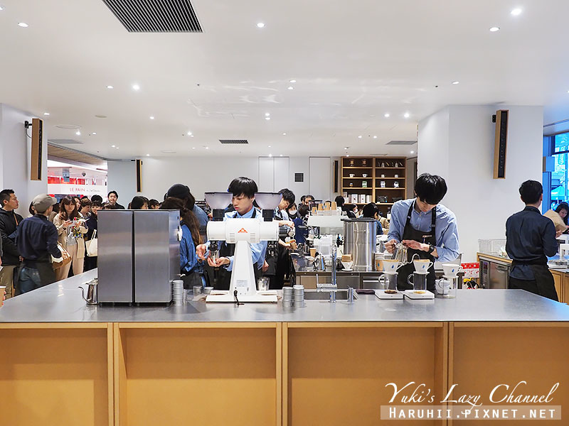 新宿NEWOMAN BLUE BOTTLE COFFEE18