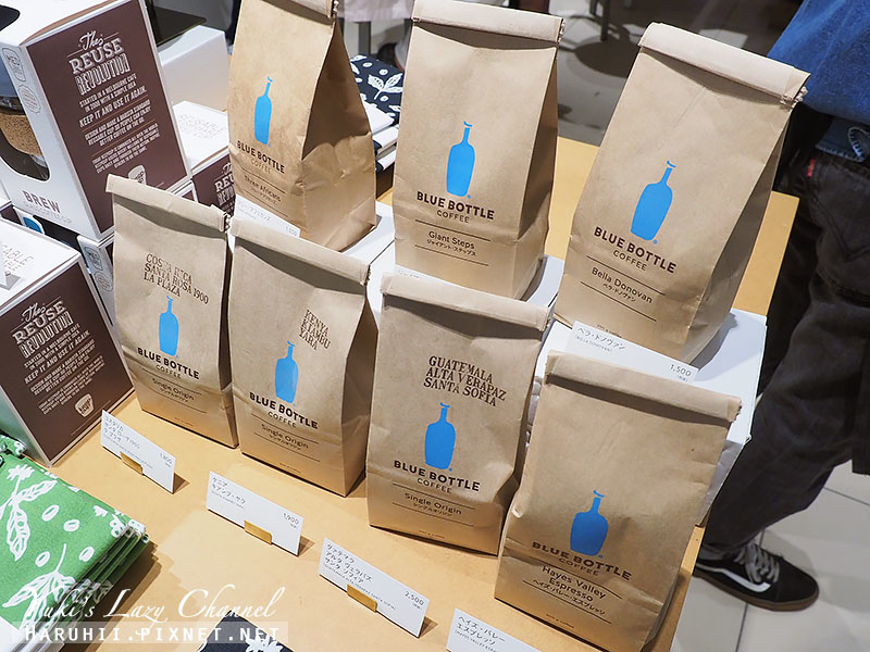 新宿NEWOMAN BLUE BOTTLE COFFEE19