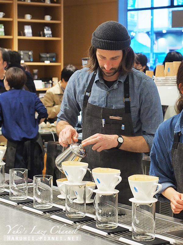新宿NEWOMAN BLUE BOTTLE COFFEE24