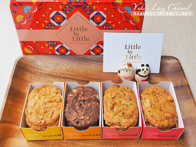 LittlebyLittle法式杏仁瓦片10