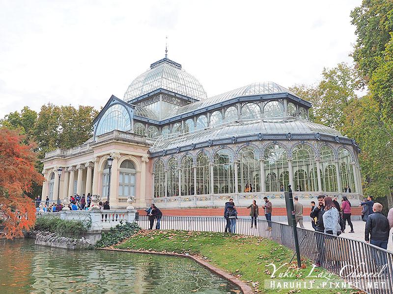馬德里麗池公園玻璃宮2