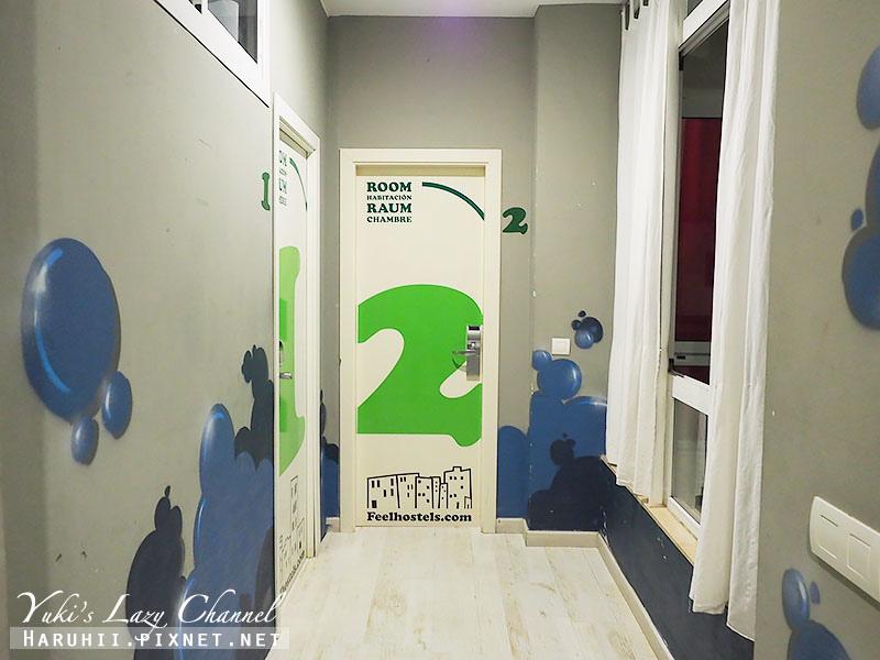 馬拉加住宿Feel Hostels Soho Malaga6.jpg