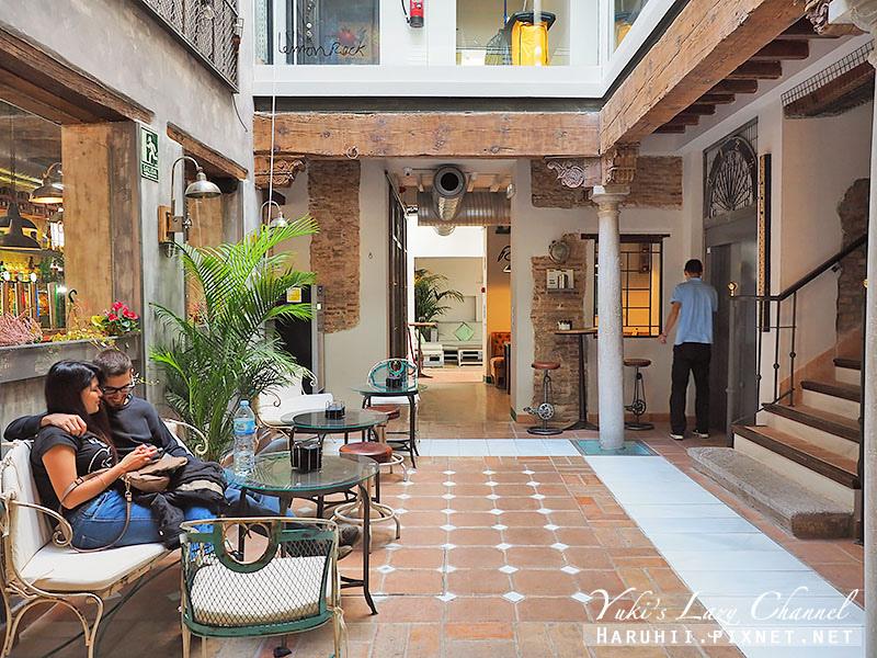 格拉納達Granada LemonRock Hostel2.jpg