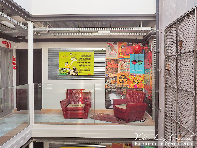 格拉納達Granada LemonRock Hostel6.jpg