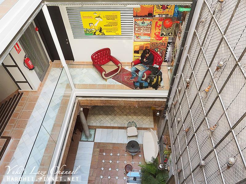 格拉納達Granada LemonRock Hostel7.jpg