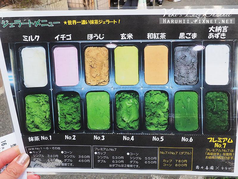 淺草壽壽喜園NANAYA最濃抹茶冰淇淋4.jpg