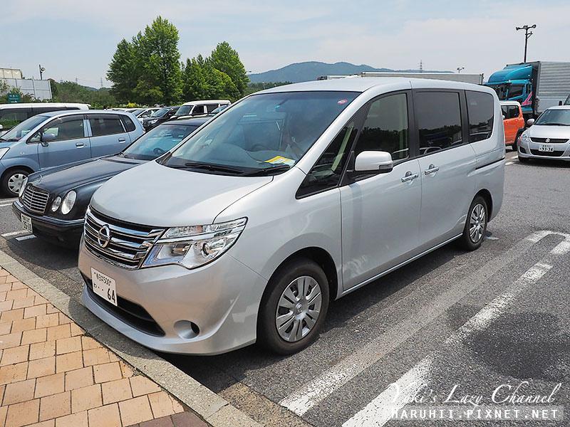 Tabirai日本租車8