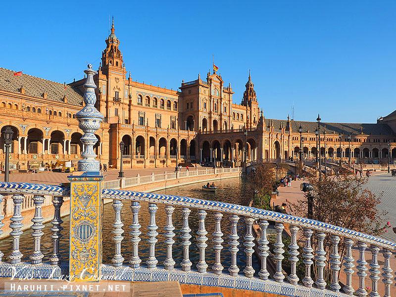 Sevilla西班牙廣場6.jpg