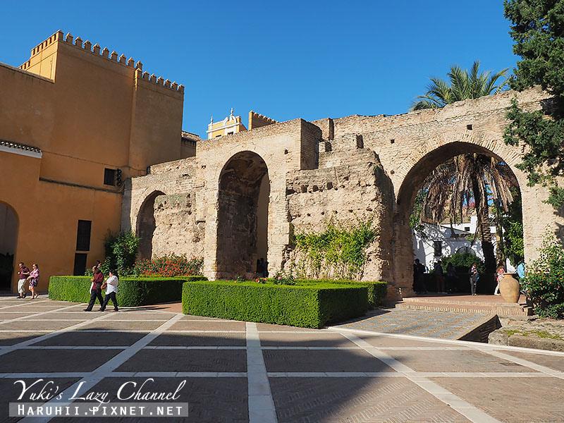 SevillaAcazar塞維亞城堡.jpg