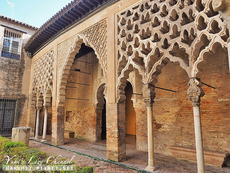 SevillaAcazar塞維亞城堡1.jpg